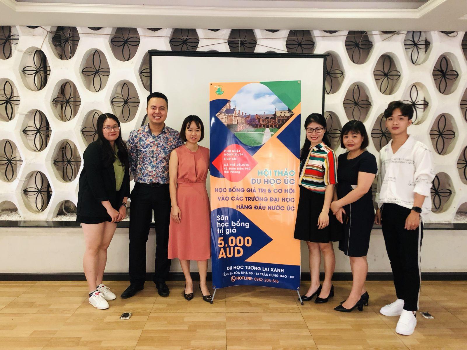 Hội thảo du học Úc 21.9.2019